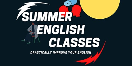 Summer English Course 20% Discount until Fathers Day tickets