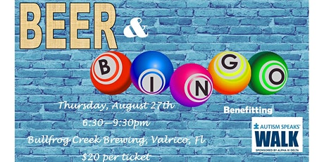 Beer and BINGO for a Cause - Take Two! tickets