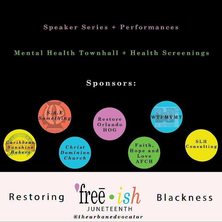 Restoring Blackness (RnB Orlando) image
