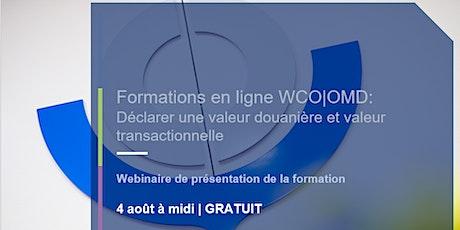 Introduction Formation WCO- RSC : Valeur en douanes billets