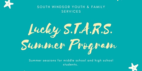 Lucky Stars Summer Program- Session Three- Middle School tickets