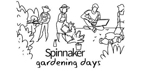 Spinnaker Gardening Days #communityHack tickets