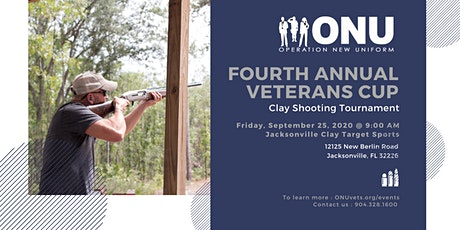 Fourth Annual Veterans Cup Clay Shooting Tournament tickets