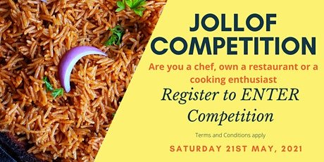 2021 Bristol Jollof Competition tickets