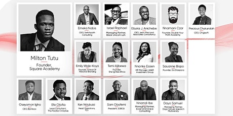 THE SQUARE BUSINESS SUMMIT tickets