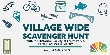 Village Wide Scavenger Hunt tickets