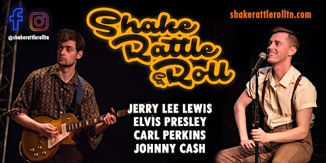 Shake Rattle & Roll - The Capitol Theatre (Lebanon) tickets