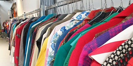 Private Shopping by De Vintage Kilo Sale 5 juli tickets