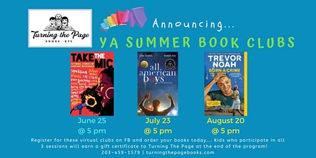 YA Summer Book Club #3: Born A Crime tickets