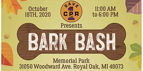 BARK BASH 2020 tickets