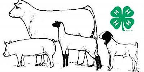 Rockingham County 4-H Livestock Adventures Kit tickets