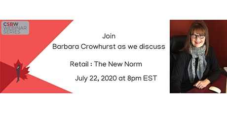 Webinar: Retail - The New Norm tickets