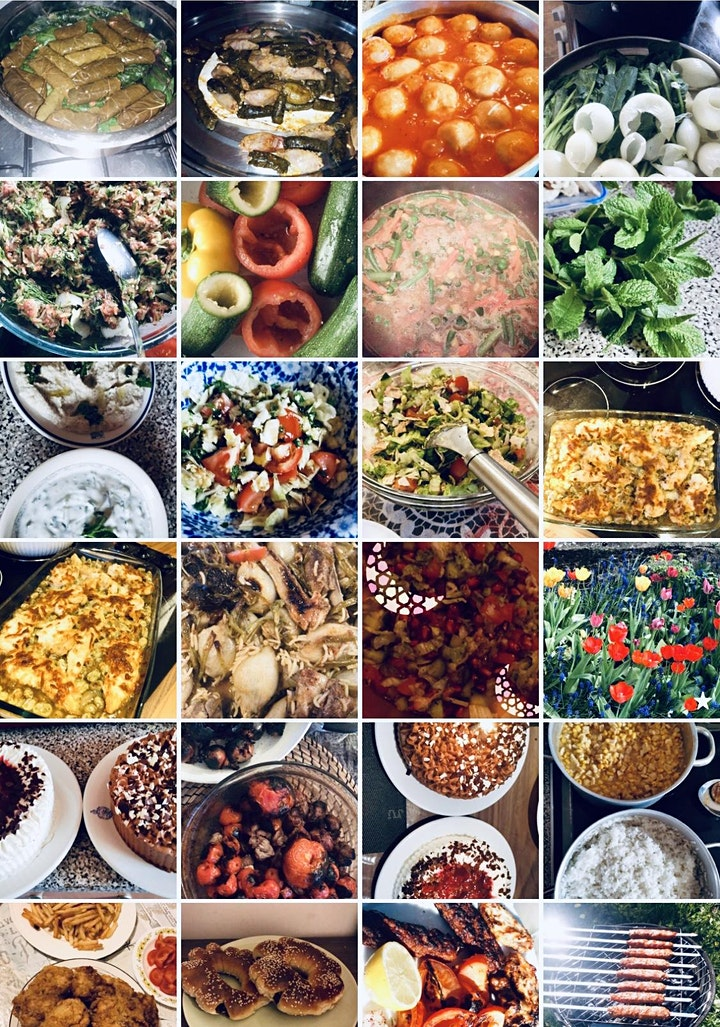 "Refugee Lunchtime: ""IRAQI CUISINE"" image"