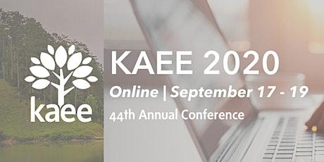 KAEE Virtual Conference 2020 tickets