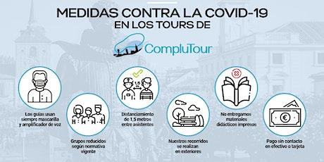Free Tour Alcalá (horario 11:00 mañana - todo 2020) entradas