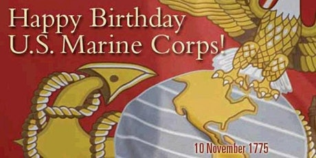 Citywide 245th USMC Birthday Ball tickets