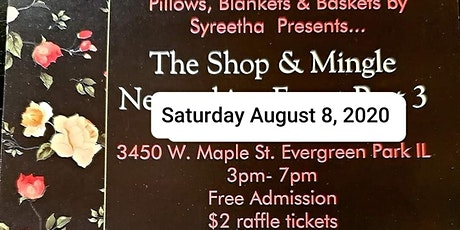 The Shop & Mingle Networking Event Part 3 tickets