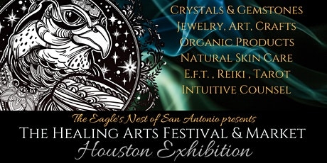 The Healing Arts Festival & Market Houston Exhibition tickets