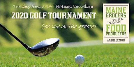 2020 MGFPA Golf Tournament tickets