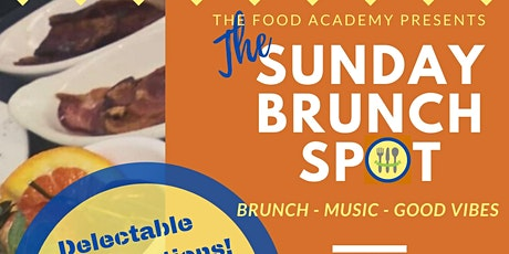 The Sunday Brunch Spot tickets