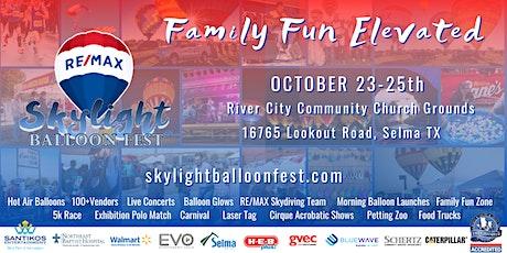 RE/MAX Skylight Balloon Fest tickets