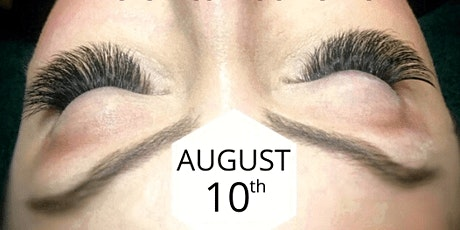 Volume Eyelash Extension Training & Certification by Pearl Lash tickets