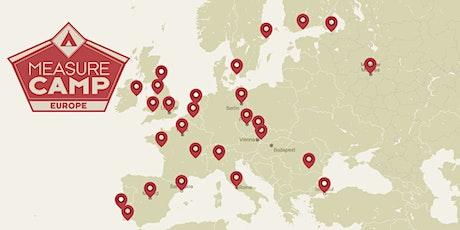 Virtual MeasureCamp Europe  #1 Tickets
