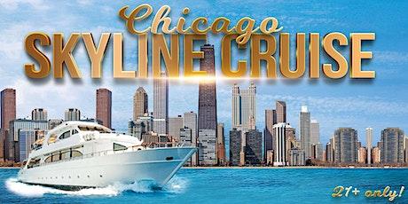 Chicago Skyline Cruise on November 21st tickets