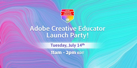 Adobe Creative Educator Launch Party tickets