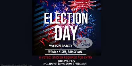Election Day Watch Party tickets