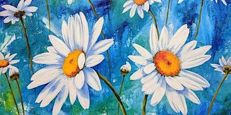 Acrylic Painting DAISY with Kelly Maw tickets