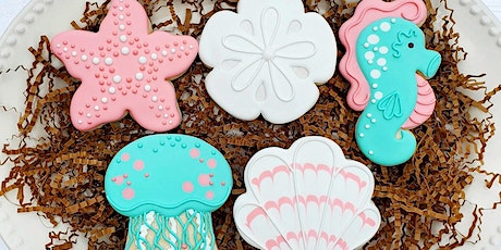 Beach Life Cookie Decorating Class tickets