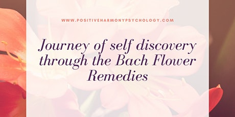 Journey of self discovery through the Bach Flowers tickets