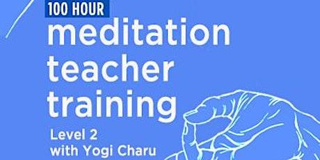 Meditation Teacher Training Level 2 ingressos