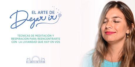 Clase de Prueba Gratis - Introducción al curso Online de El Arte de Vivir en Argentina. entradas
