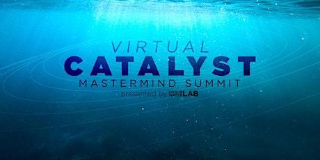 Virtual Catalyst tickets