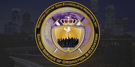 Sacred Service of Ordination & Elevation tickets