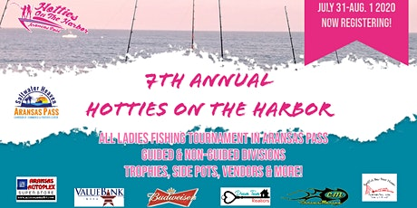 7th Annual Hotties on The Harbor tickets