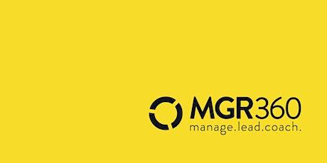 MGR360 Management Certification Training — September 1, 2020 tickets