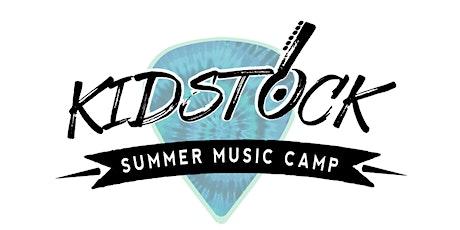 KIDSTOCK July 13 - 17 tickets