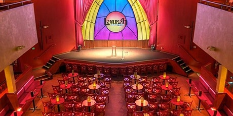COMEDY IS BACK at Laugh Factory Chicago (Social Distance Standup Comedy) tickets
