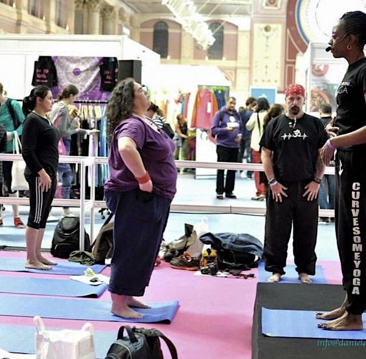 Body Positive  Yoga Workshop for Teachers image