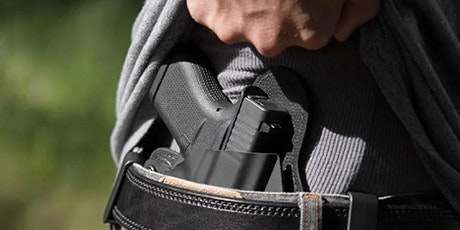 Maryland Wear And Carry Permit tickets