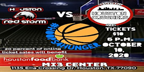 The Inaugural #Hoops4Hunger Basketball Game tickets