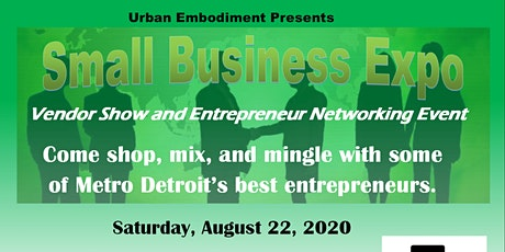 Small Business Expo tickets