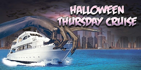 Halloween Thursday Cruise on October 29th tickets