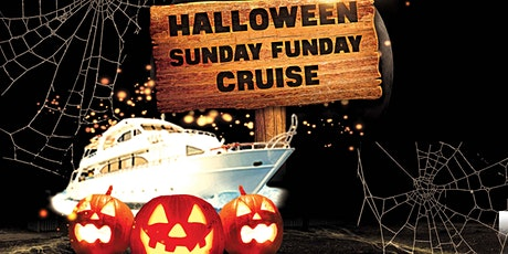 Halloween Sunday Funday Cruise on November 1st tickets