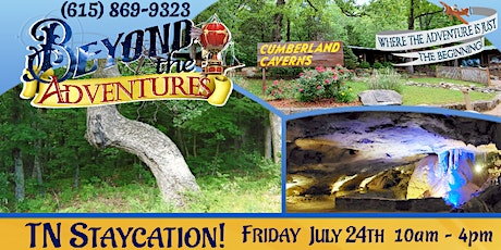 TN Staycation -Friday July 24th 10am - 4pm tickets