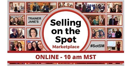 Selling on the Spot Marketplace - Online 3  for $30 tickets