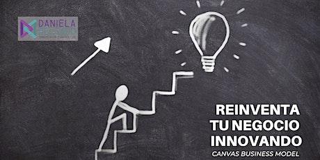 Como desarrollar una idea de negocio o reinventar tu negocio actual entradas